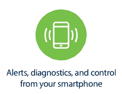 Alerts Diagnostics and Control From Your Smartphone